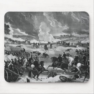 Illustration of the Battle of Gettysburg Mouse Pad