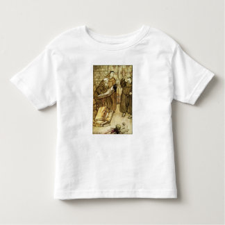 Illustration of 'The Jackdaw of Rheims' Toddler T-shirt