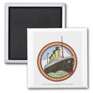 Illustration of Titanic Magnet