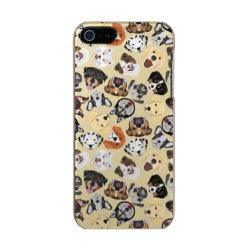 Incipio Feather Shine iPhone 5/5s Case with Collie Phone Cases design