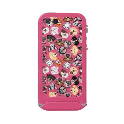 Incipio Feather Shine iPhone 5/5s Case with Golden Retriever Phone Cases design