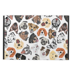 iPad Air Powis Case with Collie Phone Cases design