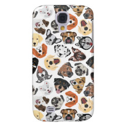 Case-Mate Barely There Samsung Galaxy S4 Case with Bulldog Phone Cases design