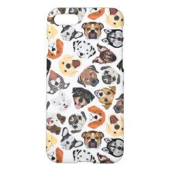 iPhone 7 Case with Golden Retriever Phone Cases design