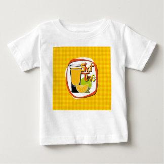 "Illustration Shot with lemon ""Shot Time"" Baby T-Shirt"