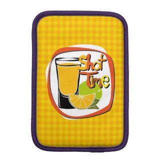 """Illustration Shot with lemon """"Shot Time"""" iPad Mini Sleeve"""