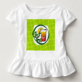 "Illustration Shot with lemon ""Shot Time"" Toddler T-shirt"