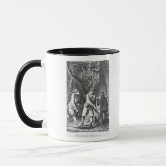 Illustration 'The Doctor In Spite of Himself' Mug