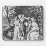 Illustration 'The Sorrows of Werther' by Mousepads