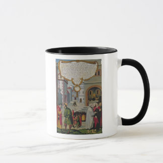 Illustration to Christ's teaching Mug
