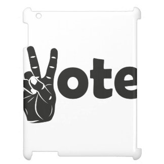 Illustration Vote for Peace Case For The iPad 2 3 4