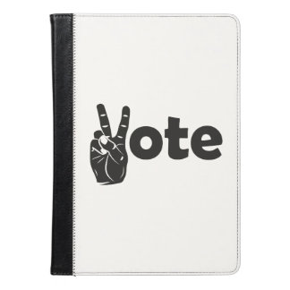 Illustration Vote for Peace iPad Air Case