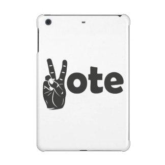 Illustration Vote for Peace iPad Mini Covers