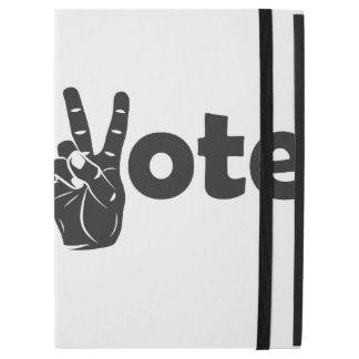 "Illustration Vote for Peace iPad Pro 12.9"" Case"