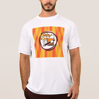 Illustration Wiskey and Cigar T-Shirt