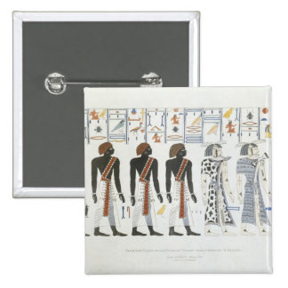 Illustrations of hieroglyphics from the Tombs of t Button