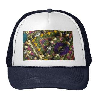 Illustrative Beads Trucker Hat