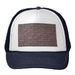 Illustrative Red brick wall Mesh Hat