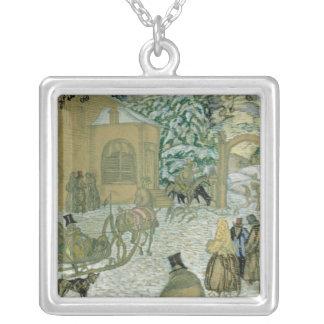 Illustraton for 'Dubrovsky', by Alexander Pushkin Jewelry