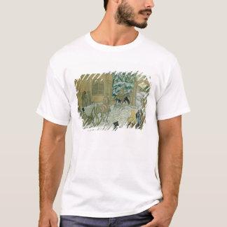 Illustraton for 'Dubrovsky', by Alexander Pushkin T-Shirt