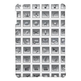 Illustrator Tools Graphic Designer iPad Mini Case