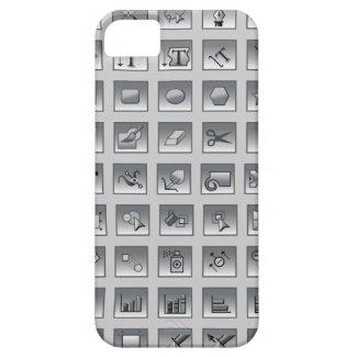 Illustrator Tools Graphic Designer iPhone 5 Case