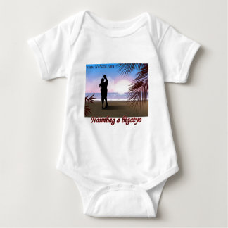 Ilocano Collections Arubub, Jones, Isabela Baby Bodysuit