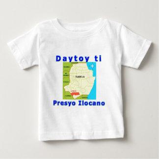 Ilocano Collections Arubub, Jones, Isabela Baby T-Shirt
