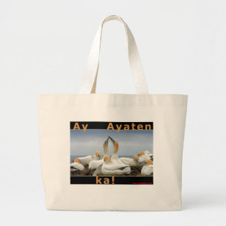Ilocano Collections Arubub, Jones, Isabela Large Tote Bag