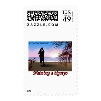 Ilocano Collections Arubub, Jones, Isabela Postage Stamp