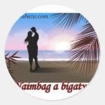 Ilocano Collections Arubub, Jones, Isabela Round Stickers