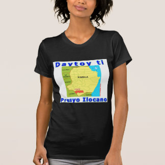 Ilocano Collections Arubub, Jones, Isabela T-Shirt