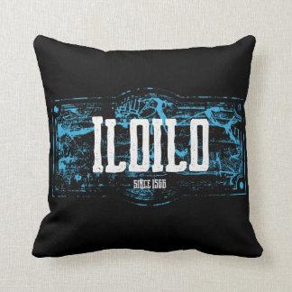 Iloilo Since 1566 Throw Pillow
