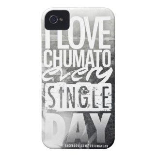 iLove Chumato Every Day iPhone CASE