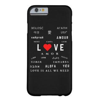 iLove   iPhone 6/6s Phone Case   Black