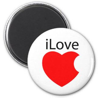 iLove magnet