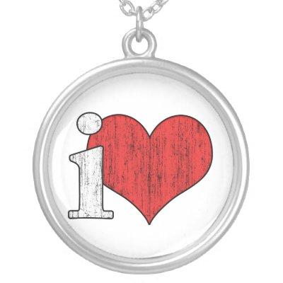 iLove Necklace
