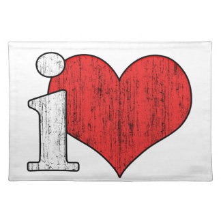 iLove Placemat