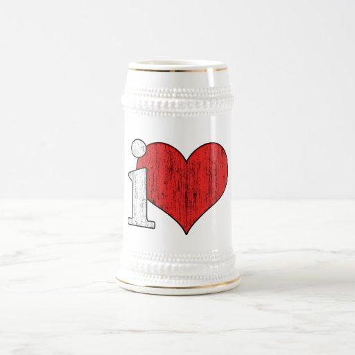 iLove Stein Coffee Mug