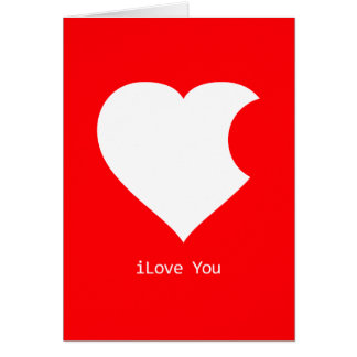iLove You Card