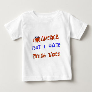 ILOVEAMERICABUT.jpg Baby T-Shirt