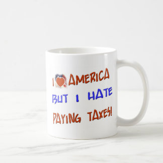 ILOVEAMERICABUT.jpg Coffee Mug