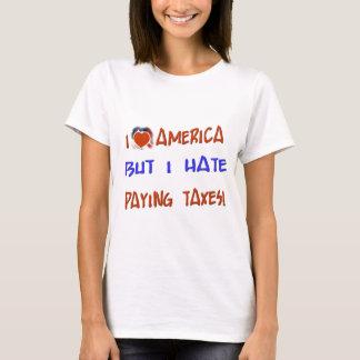 ILOVEAMERICABUT.jpg T-Shirt
