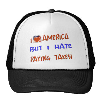 ILOVEAMERICABUT.jpg Trucker Hat
