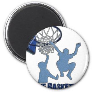 ILoveBasketball Fast Break Magnet