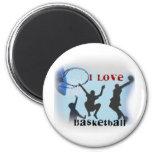 iLovebasketball Magnet