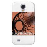 ILoveBasketball Rebound Galaxy S4 Case