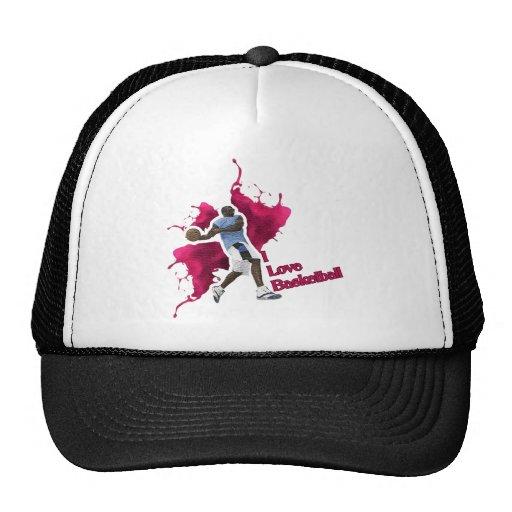 ILoveBasketball Shoot! Trucker Hat