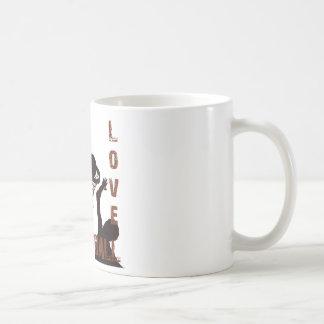 ILoveBasketball Shooter Mugs
