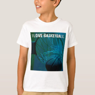 ILoveBasketball Swish T-Shirt